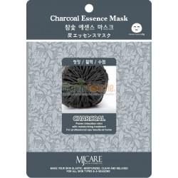 Masque Visage MJ Care Charbon