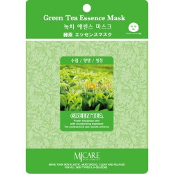 Masque Visage MJ Care Thé Vert