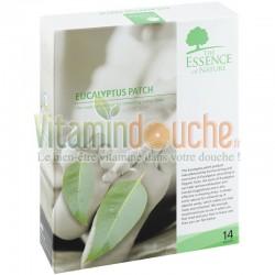 14 Patchs Detox Pied à l'Eucalyptus