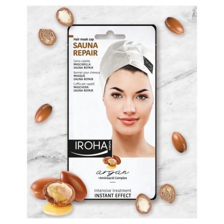 Masque pour cheveux à l'huile d'Argan