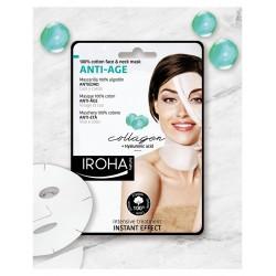 Masque Tissu au Collagène ANTI-AGE