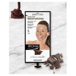 Masque Crème au Chocolat (5 Soins) - HYDRATANT