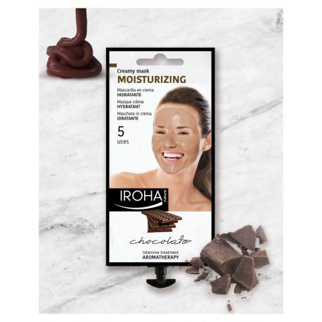 Masque Crème au Chocolat (3 Soins) - HYDRATANT