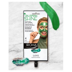 Masque peel-off JOY Inspiration EMERAUDE (4 soins) NETTOYAGE EN PROFONDEUR